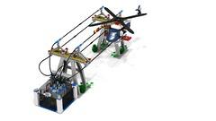 Power Line F2 (Isundov) Tags: lego legoideas moc legocreations