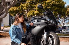 DSC_9260 (Steven Lenoir) Tags: yamaha yamahar1 r1 yammie sportbike sportsbike streetbike teamyamaha moto motorcycle harborisland sandiego sd model downtownsandiego bay