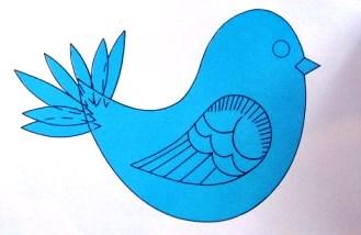 McCalls Felt- Birdie