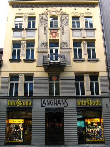 Langhans Galery, Prague