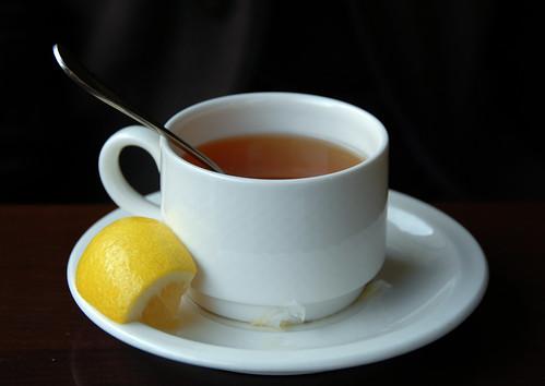 Té con limon/miel [ideal para el resfrio]