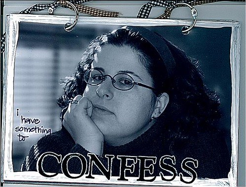 I Have Something to Confess Album - Cover