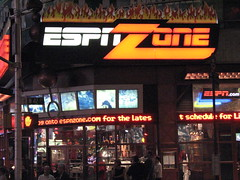 ESPN Zone by kcjc009, on Flickr