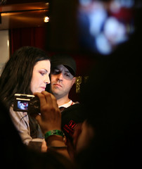Amy Lee @ The Edge (mandrake68) Tags: amy lee theedge 1021 evanescence autographs amylee edge1021 edge102