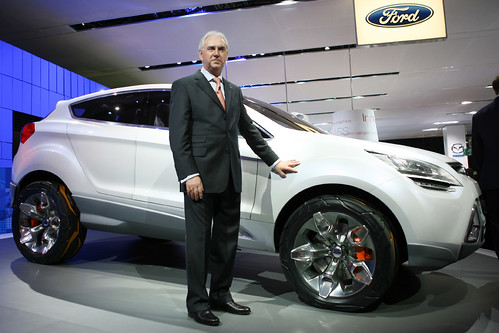 John Fleming, president and ceo of Ford Europe