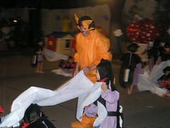 Fiesta de fin de año 2005 : Alicia en el País de las Maravillas (Las fiestas del Jardín) Tags: 2005 fiesta gatitos aliciaenelpaísdelasmaravillas gatodecheshire