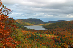Lake of the Clouds (Up Nort) Tags: autumn fall michigan fallcolors september upperpeninsula northwoods porcupinemountains ontonagon porcupinemountainsstatepark upnort diamondclassphotographer flickrdiamond