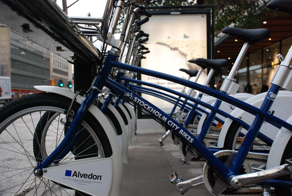 Stockholm City Bike