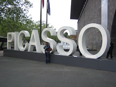 Picasso: Love and War exhibition, National Gallery Victoria (Princess_Fi) Tags: melbourne