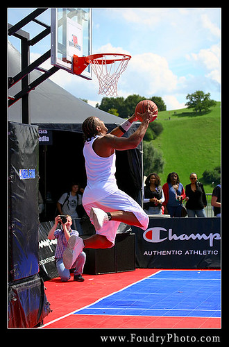 NBA Event in munich - Germany