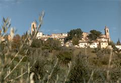 Castelbellino (AN) (MarcoL) Tags: italy countryside italia village marche marches paese villaggio vallesina regionemarche castelbellino provinciaancona yourcountry