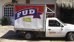 FUD truck by John Markos on Flickr