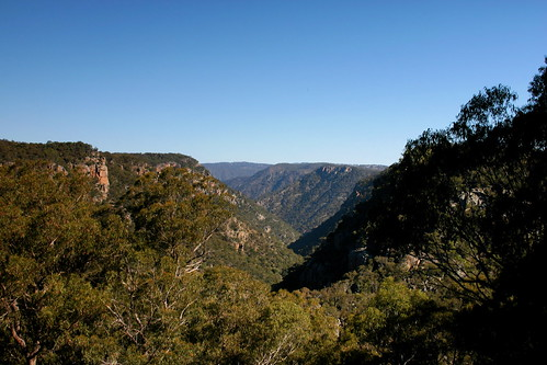Oxley Wild Rivers National Park, Gara Gorge