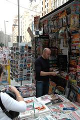 Magazine Vendor
