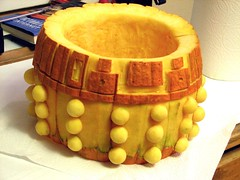 Dalek Body-- under construction