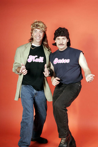 Hall and Oates by Brianz