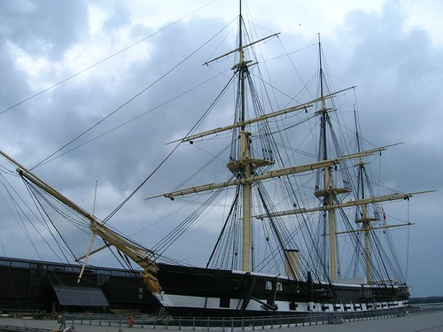 navy ship: Danish Sail Frigate Jylland
