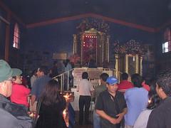 Capilla de San Simón Ry Laj Man Maximón religiones indígenas sincretismo Guatemala América Latina