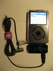Belkin TuneTalk Stereo Recorder with mic