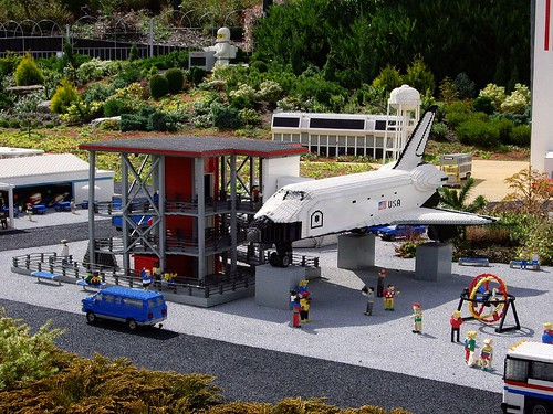 NASA with LEGO