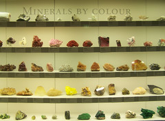 Minerals by Colour (Thiru Murugan) Tags: colour museum mine different minerals colourful murugan thiru thirumurugan thiruflickr