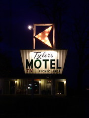 Tyler's Motel (Jacob...K) Tags: road signs sign america hotel south motel southern signage americana appalachian appalachia nortcarolina
