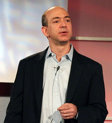 Jeff Bezos is delightfully vague about the Amazon Tablet e-Reading Hardware