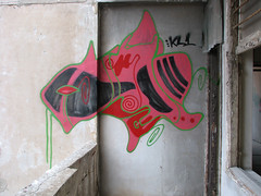 Over the edge . . (Klone Yourself !) Tags: world house art abandoned graffiti telaviv die over style edge dreams wishes must klone smd stylemustdie kl1