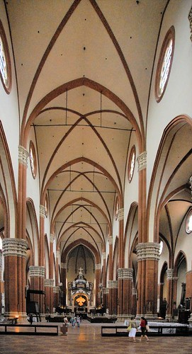 The Basilica of St. Petronius – Bologna, Italy # 3