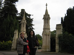 "baha'i cemetery gate • <a style=""font-size:0.8em;"" href=""http://www.flickr.com/photos/70272381@N00/294049863/"" target=""_blank"">View on Flickr</a>"