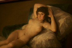 Francisco de Goya's La maja desnuda