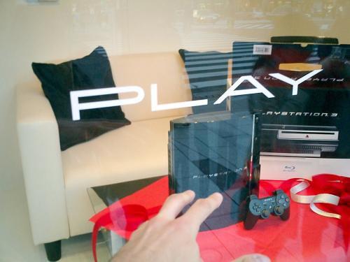 Will auch eine Playstation 3