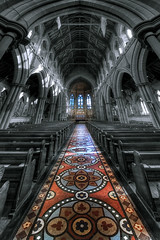 Remarkable it is: the floor at Saint Mary... (fotofacade) Tags: church saint j interior mary s opus crowther abigfave buryparishchurch fotofacade sectile