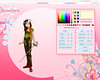 it's anime me! (auntnanny) Tags: anime doll play meme natalie esther17 dollwizard