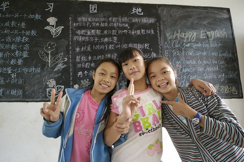 Teaching English in China