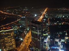 Night Seoul (Kalle Anka) Tags: city travel night asian lights asia asien capital korea east seoul wtc asie southkorea rok daehanminguk coex   eastasia  corea worldtradecentre   republicofkorea  hanguk tradetower        koreanpeninsula junglimarchitects wtcseoul earthasia