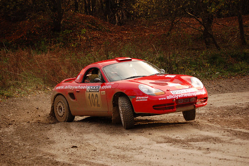 Boxster As A Rally Car 986 Forum For Porsche Boxster