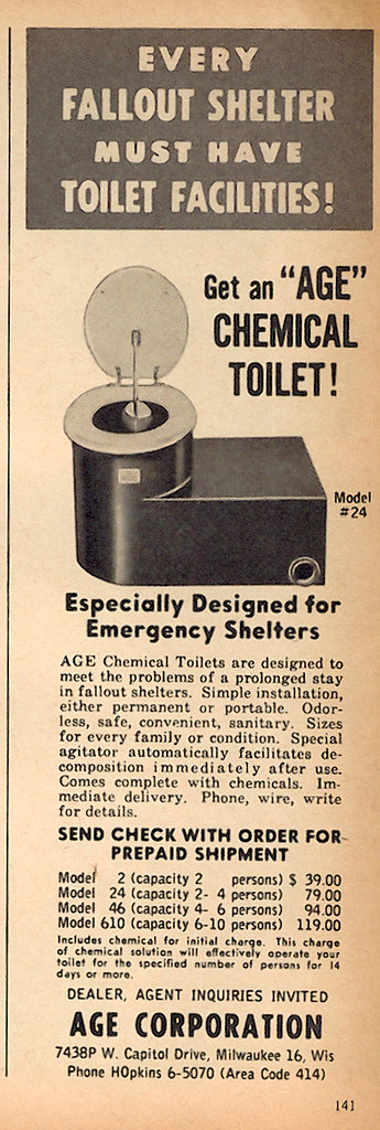 Age Chemical Toilet ad