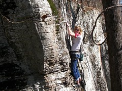 100_2840 (All for a Cause) Tags: fall me look fun pain rocks photos top rope stretch garrett climbing bryan hi lead comment clipping crimp rappell 510b