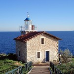 Lighthouse - Scenes from Greece