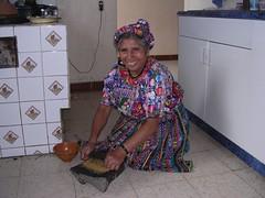 Comadrona Traditional midwife Maya Concepción Chiquirichapa Quetzaltenango volunteering in Guatemala Latin America international cooperation