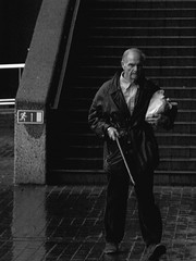 Walking Sticks 2 (desirevo) Tags: street portrait london home underground olympus e1