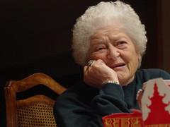 Rina (mattieb) Tags: grandma portrait santacruz dinner matt grandmother matthew bodylanguage bling rina nonni itialian mattieb