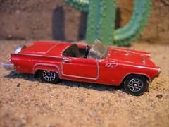 Ford Thunderbird, Corgi från 1980, Pappas gamla!