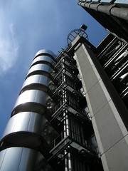 London - City of London - Lloyds Building - 2 (matthew_reames) Tags: england london lloyds
