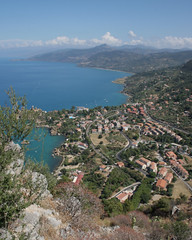 View from top of La Rocca (free2foxtrot) Tags: sicily cefalu larocca