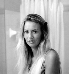 Claudia (Lucky-me) Tags: bw sexy beautiful gorgeous scanned claudia piekna dziewczyna kobieta sliczna clauditka