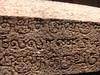 Tenkasi-stone-01 (Ravages) Tags: old india history stone writing temple ancient time carve granite record language script chisel etch tamil tamilnadu inscription tenkasi rockcut indianness epigraphy தமிழ் stoneinscription வட்டெழுத்து vattezhuthu கல்வெட்டு