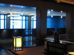 lobby (--ki---) Tags: tokyo mandarinoriental 061126