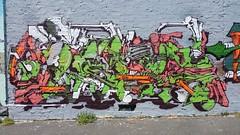 DEM.189... (colourourcity) Tags: streetartaustralia streetart graffiti melbourne burncity colourourcity awesome nofilters letters alphabet monsters alphabetmosnters wildstyle dem189 monster monstreviande lbd f1 freshones formulaone bunsen burners bigburners iloveletters colourourcityletters